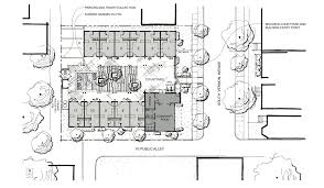 Public Building Floor Plans How Tiny Houses Can Help Serve Chicago U0027s Homeless Youth Curbed