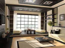 Black Modern Living Room Furniture by Japanese House Living Room In Traditional And Modern Style Use J