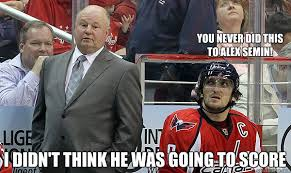 Ovechkin Meme - you never did this to alex semin i didn t think he was going to