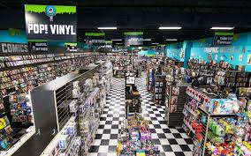 Maryland travel supermarket images The best comic book stores in the u s travel leisure jpg