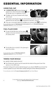 nissan altima 2015 gas cap nissan juke 2015 f15 1 g quick reference guide