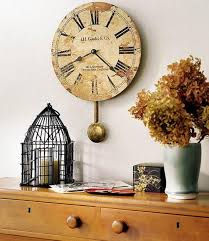 Decorating Large Walls In Living Room by 25 Ideas For Modern Interior Decorating With Large Wall Clocks