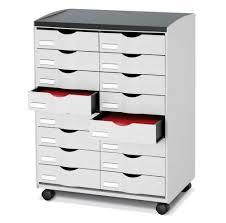 B O Schreibtisch Buche Sortierwagen Mit Schubladen Bequem Online Bestellen Bei Delta V