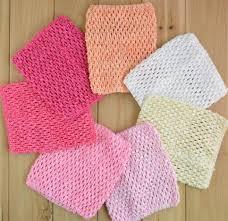 crochet headband tutu 0 1 baby girl chest wrap waffle crochet headbands kids wide