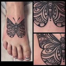tattoos by jade tattoos black and gray butterfly