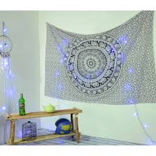 Elephant Bedding Twin Ethnic Indian Elephant Tapestries