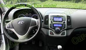 Hyundai I30 2011 Interior 2007 2011 Hyundai I30 Auto Version Dvd Gps Navigation Player 3g