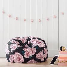 Beanbag Bed The Emily U0026 Meritt Bed Of Roses Beanbag Pbteen