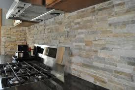 modern kitchen stone backsplash home design ideas