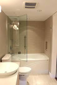 Glass Tub Shower Doors Glass Bathtub Doors Chic Shower Door In Bathroom Traditional With
