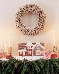 how to make a gingerbread house facade martha stewart