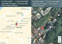 Waze Map International Inn Hotels Group