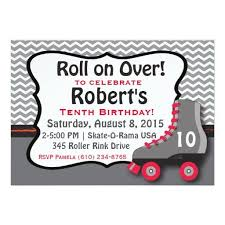 416 best roller skating birthday party invitations images on