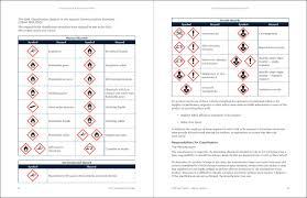 Ghs Safety Data Sheet Template Ghs Self Teach Guidebook Guidebooks Supplies