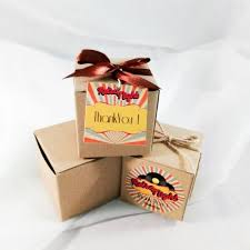 party favours retro theme party favours box door gifts wedding karren