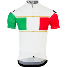 Italy National Flag Assos Ss Neopro Italy Jersey Short Sleeve Men U0027s Competitive