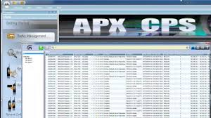motorola solutions apx radio management overview youtube