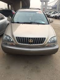 lexus rx300 for sale in lagos tokunbo rx300 for sale in lagos marina call dhermy now autos