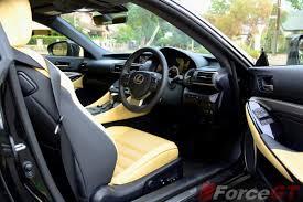 lexus rc 350 vs audi s3 2015 lexus rc 350 sports luxury interior forcegt com