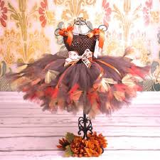 harvest baby couture tutu dress
