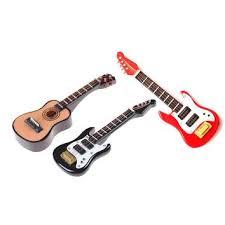 shop miniature guitar on wanelo