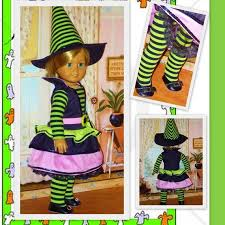 Doll Dress Halloween Costume 284 Ag Doll Halloween Fall Costume Images