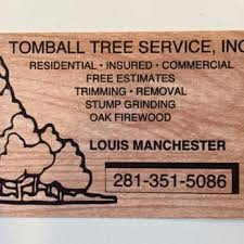 Business Cards For Tree Service Tomball Tree Service Tree Services 26403 Big Oak Ln Tomball