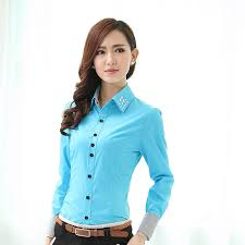 womens blouses for work womens shirts blouses with original photo in