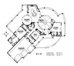 Adobe Ft Adobe Southwestern Style House Plan 2 Beds 3 00 Baths 2500 Sq