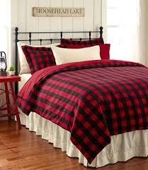 flannel duvet covers king flannel duvets the red flannel king