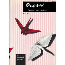Book Paper Folding - origami japanese paper folding book 1 s crane