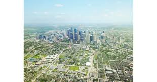 Downtown Houston Map Downtown Houston Releases 20 Year Vision Plan