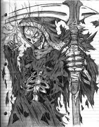 hell vanguard grim reaper by hmonger95 on deviantart