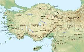 Isu Map File Hethiter Svg Wikimedia Commons