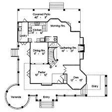 keaton hill victorian home plan 047d 0152 house plans and more