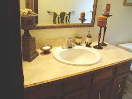 bathroom tile countertop ideas how to turn your tile counter top in to faux sandstone without