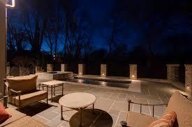 Patio Lighting Design by Nashville Outdoor Lighting Galleries