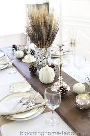 10 stunning table setting ideas for thanksgiving daily decor