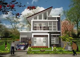 single storey bungalow floor plan up and down small house design storey firewall modern two designs