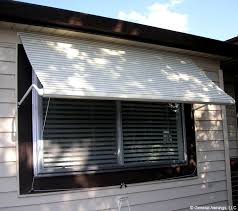Side Awnings 5500 Series Roll Up Window Awning