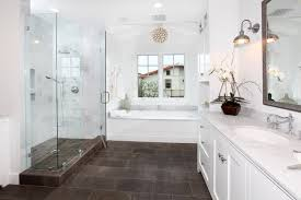 brown and white bathroom ideas bathroom inspiring contemporary bathroom with beams decor