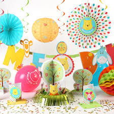 Baby Shower Decorating Ideas by Download Colorful Baby Shower Decorations Gen4congress Com