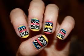 nail art aztec all nail arts ideas collection