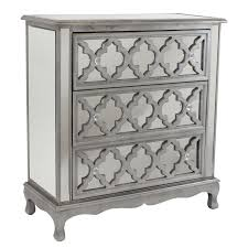 Shop For Bedroom Furniture by Furniture 3 Drawers Mirrored Chest Of Drawers For Bedroom
