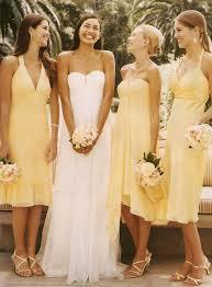 trending bridesmaid dresses more individuality less uniformity