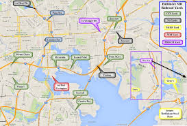 Marc Train Map Baltimore Railroad Yards