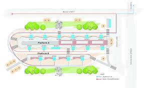 Norfolk Va Zip Code Map by The New Downtown Norfolk Transit Center Hampton Roads Transit