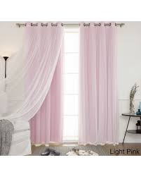 Light Pink Blackout Curtains Check Out These Bargains On Home Mix And Match Blackout