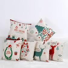 online get cheap throw pillow covers deer aliexpress com