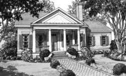 southern house plans southern traditional house plans l mitchell ginn associates